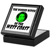 Wicked Pelosi Keepsake Box