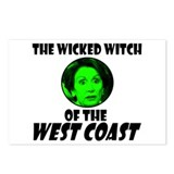 Wicked Pelosi Postcards (Package of 8)