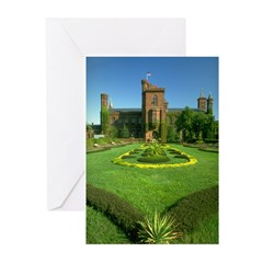 The Castle Lawn Greeting Cards (Pk of 10)