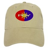 PNY Philippines Filipino Colors  Baseball Cap