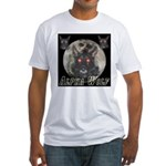 Alpah Wolf Fitted T-Shirt