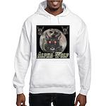 Alpah Wolf Hooded Sweatshirt