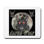 Alpah Wolf Mousepad
