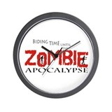 Cute Zombie Wall Clock