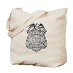 Panama Policia Tote Bag