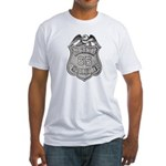Panama Policia Fitted T-Shirt