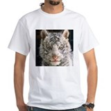 Funny White tiger Shirt
