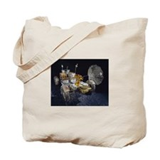 Lunar Roving Vehicle Tote Bag