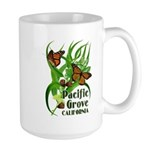 Pacific Grove Monarchs Large Mug
