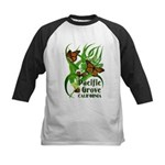 Pacific Grove Monarchs Kids Baseball Jersey