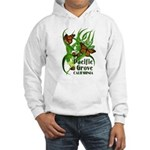 Pacific Grove Monarchs Hooded Sweatshirt