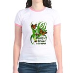 Pacific Grove Monarchs Jr. Ringer T-Shirt