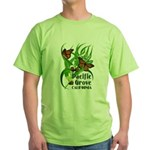 Pacific Grove Monarchs Green T-Shirt