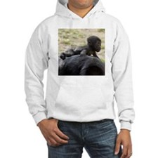 Baby Gorilla Hooded Sweatshirt
