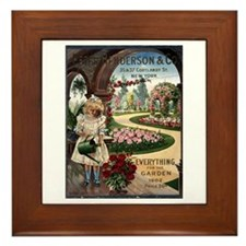 Peter Henderson & Co Framed Tile