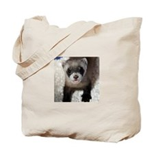 Black-footed Ferret Tote Bag