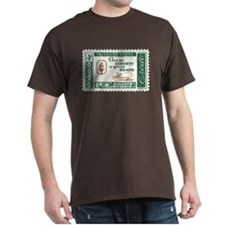 Give Me Liberty 4-cent Stamp Dark T-Shirt