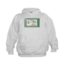 Give Me Liberty 4-cent Stamp Kids Hoodie