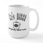 Cafe Disco Large Mug