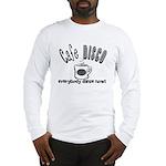 Cafe Disco Long Sleeve T-Shirt