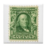 Ben Franklin 1 Cent Stamp Smithsonian Museum T Shirts Posters Amp Gifts