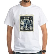 American Indian 14-cent Stamp Shirt