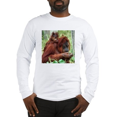 Orangutan's Long Sleeve T-Shirt