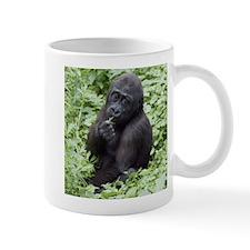 Relaxing Young Gorilla Mug