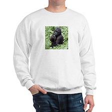 Relaxing Young Gorilla Sweatshirt