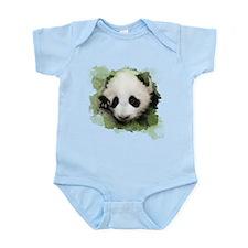 Baby Giant Panda Infant Bodysuit