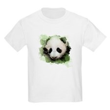 Baby Giant Panda Kids Light T-Shirt