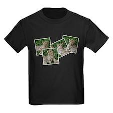 Young Cheetahs Kids Dark T-Shirt