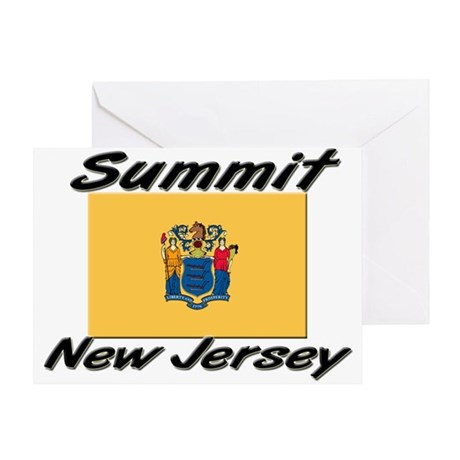 Summit New Jersey Greeting Card