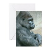 Cute Apes Greeting Cards (Pk of 20)