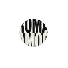 Cute Cool font Mini Button (10 pack)