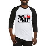 Team Emmett - i love my monke Baseball Jersey
