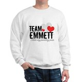 Team Emmett - i love my monke Sweatshirt