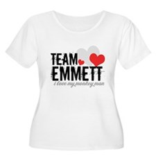 Team Emmett - i love my monke T-Shirt