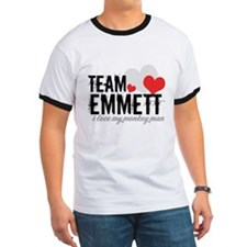 Team Emmett - i love my monke T