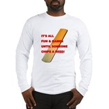Chip A Reed Long Sleeve T-Shirt