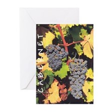 Vintage Grape Greeting Cards (Pk of 10)