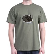 Scruffy Rabbit T-Shirt