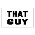 That Guy Rectangle Sticker 10 pk)