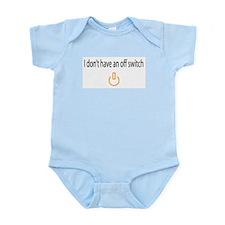 Off Switch Infant Bodysuit