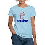 The Real Kim Shady Women's Light T-Shirt