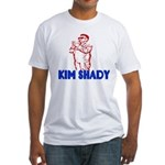 The Real Kim Shady Fitted T-Shirt