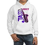 Hooded Jazz Sweatshirt