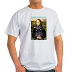 Mona Lisa's PWD (5) Light T-Shirt
