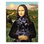 Mona Lisa's PWD (5) Small Poster