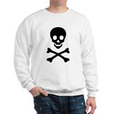 Skull & Cross-bones Sweatshirt